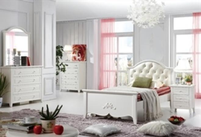 Iris Bed - King Single