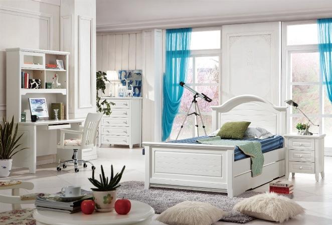 Marimba Bed Frame (Single)