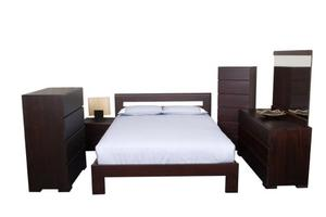 Avalon Bed (Double) FACTORY SECOND