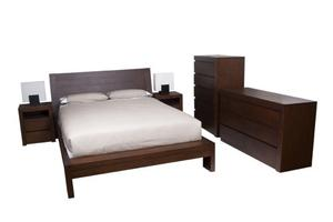 Boxta Bed (Double) FACTORY SECOND