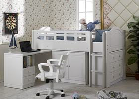 Versaille Midi Sleeper Bunk (Single)