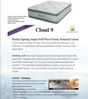Cloud 9 Mattress - Double