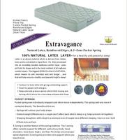 Extravagance Mattress - King Single