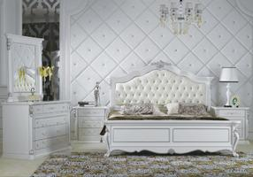 Mona Lisa Bed - king