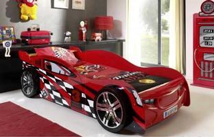 Night Speeder Car Bed