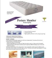 Posture Slumber Mattress - King Single