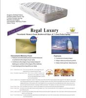 Regal Luxury Mattress - Single