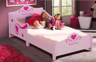 Toddler Princes Bed (Kids Single)