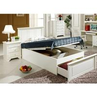 Yanni Bed with Gaslift Storage (Single or King-single)