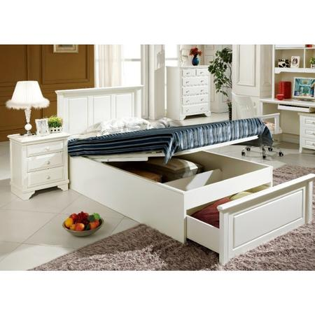 Yanni Bed with Gaslift (Double or Queen)