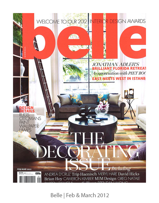 Belle | March 2012