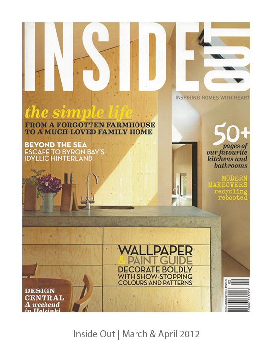 Inside Out | March/April 2012