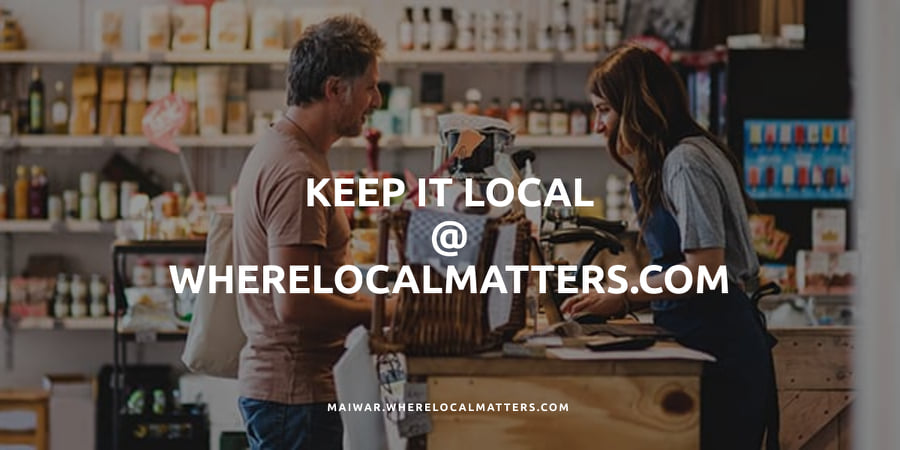 Where Local Matters