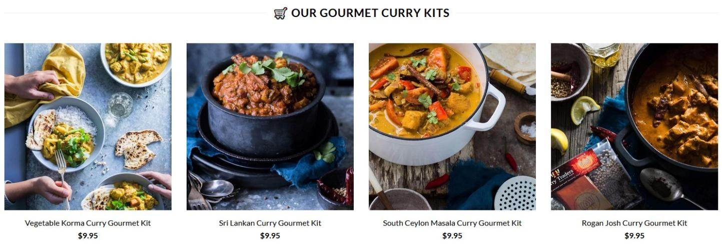 Curry Traders