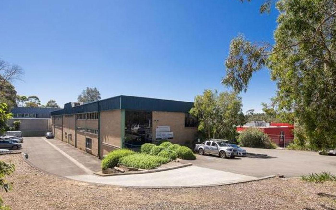 Industrial Complex Asquith