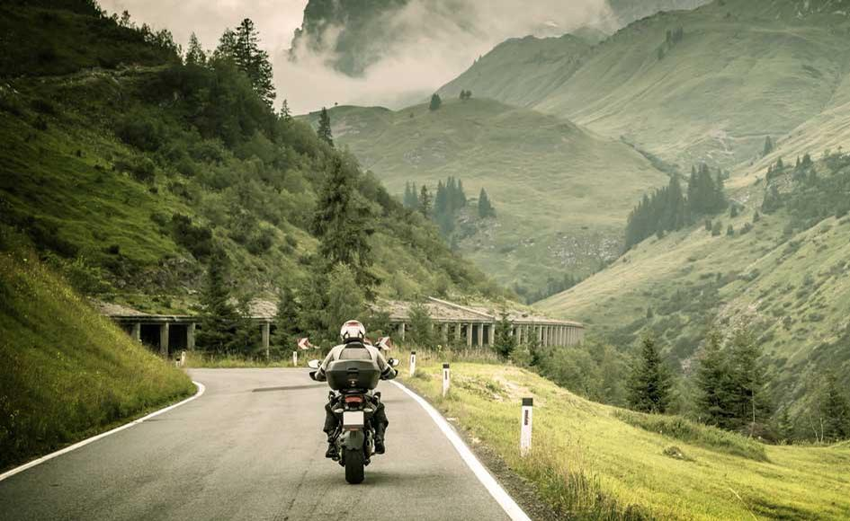 Motorcyle Tour New Zealand