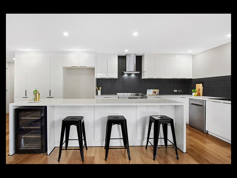 Should I install my kitchen on top of my Engineered Timber floors?