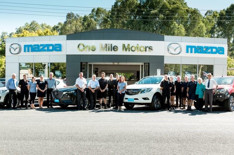 One Mile Motors Pty Ltd