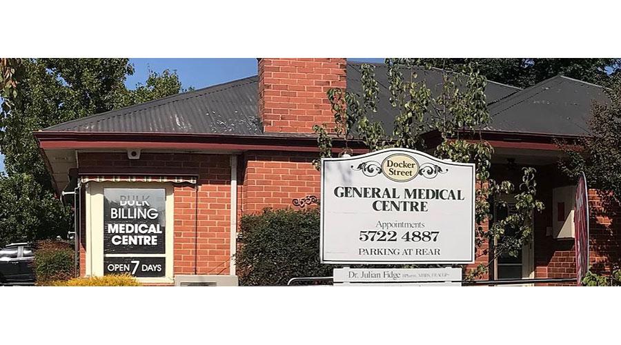 DOCKER STREET GENERAL MEDICAL CENTRE