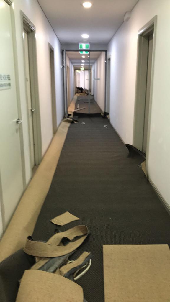 Strata Hallways And Landings
