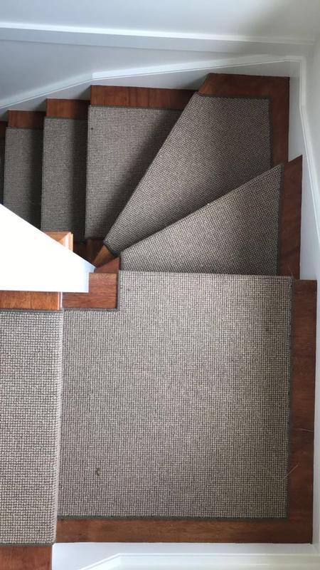 Carpet Staircase Runner - Residential Job