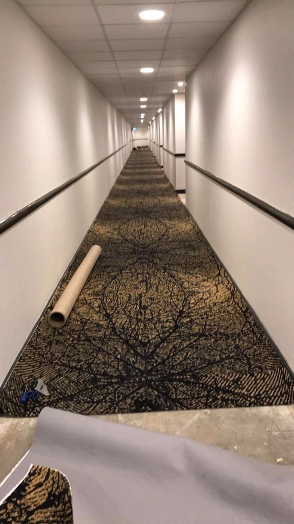 Mercure Penrith (Custom-made carpet)