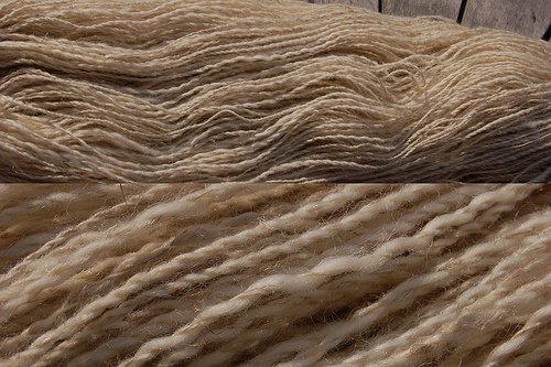 Natural v Man-Made Fibres