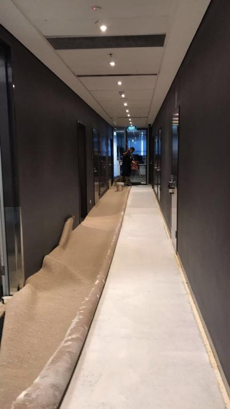 World Square Sydney - Commercial Carpet For Offices