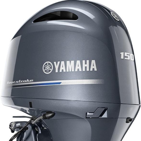 Brand New Yamaha 150 hp 4 Stroke Engine