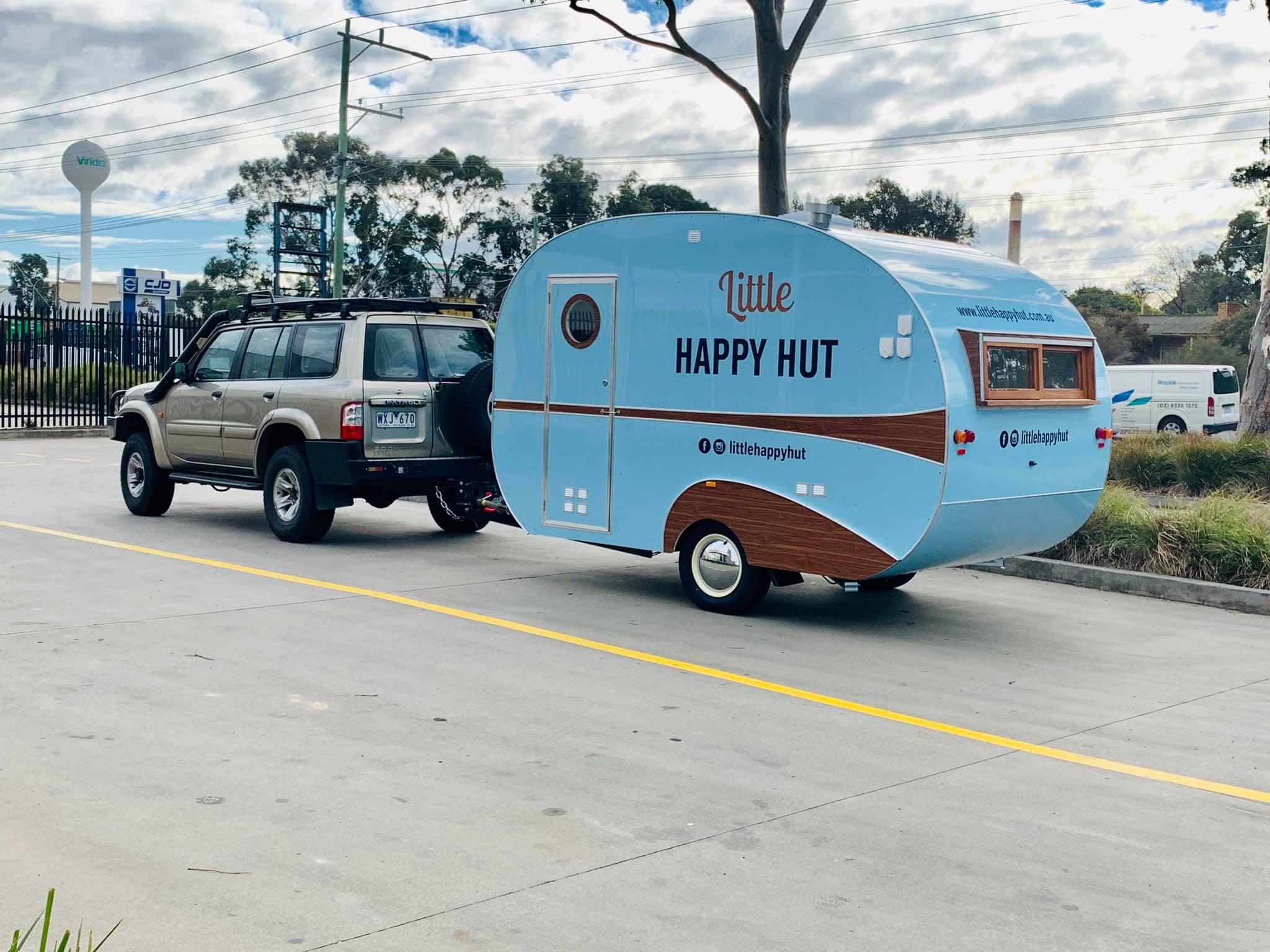 Little Happy Hut