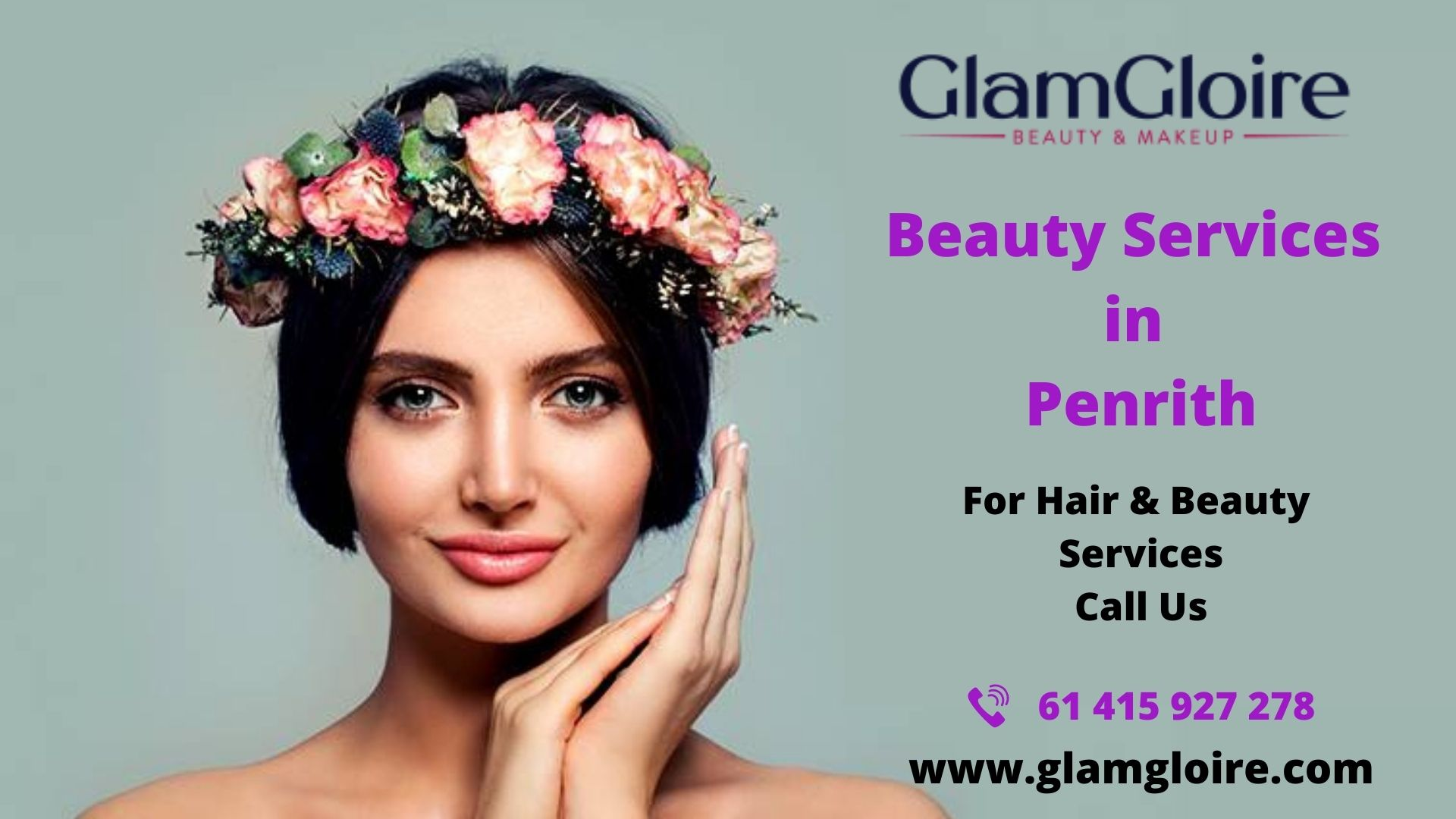Beauty Services in Penrith | GlamGloire