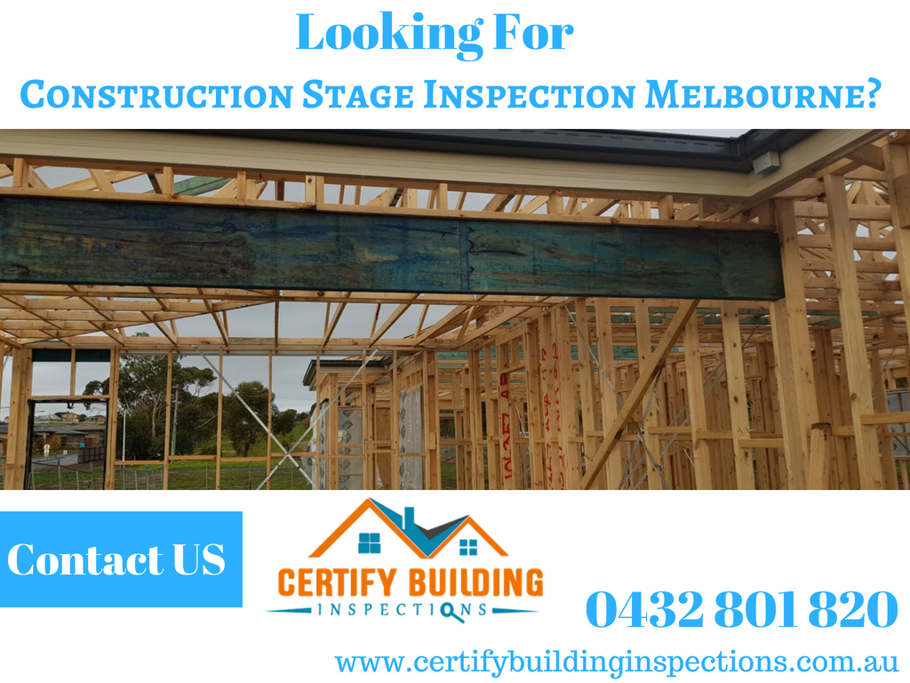 New House Inspection Melbourne | Certify Building Inspections