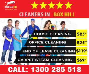 Move in Move out cleaning Services in Box Hill