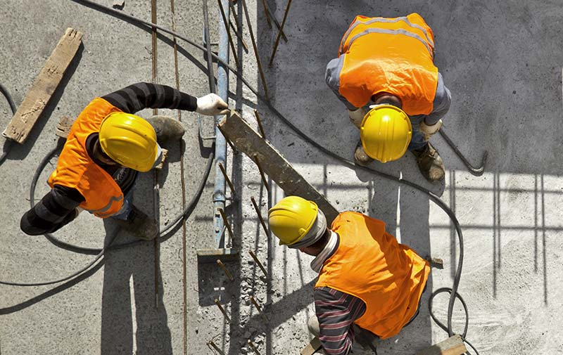 Concrete grinding Sydney - Concrete suspended slabs and raft slab | Concreting by R&A