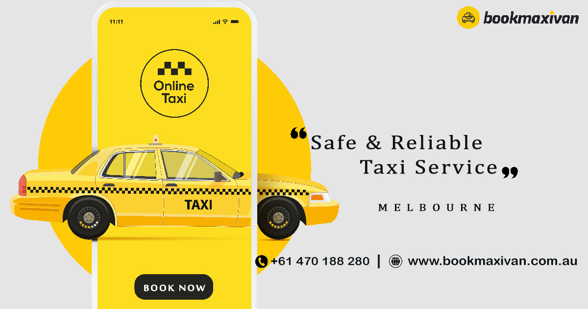Best Maxi Cab Services In Melbourne | Book Maxi Van