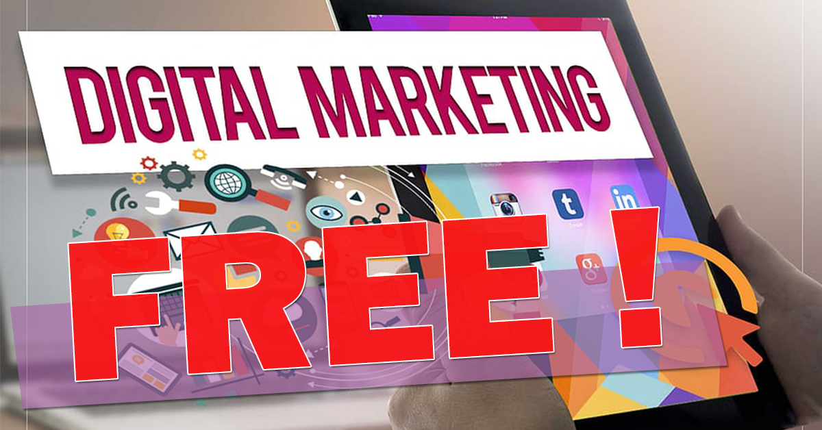 Free Digital Marketing Tools and Resources