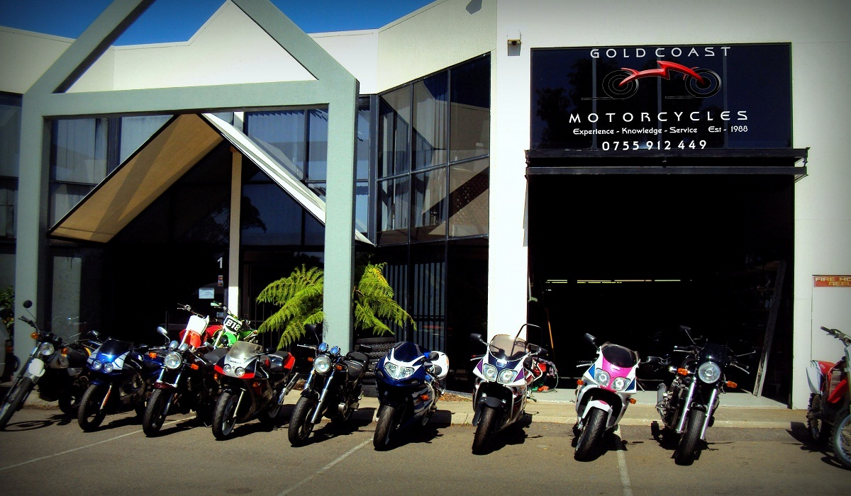 Gold Coast Motorcycles- Servicing and Maintenance Tips from Experts