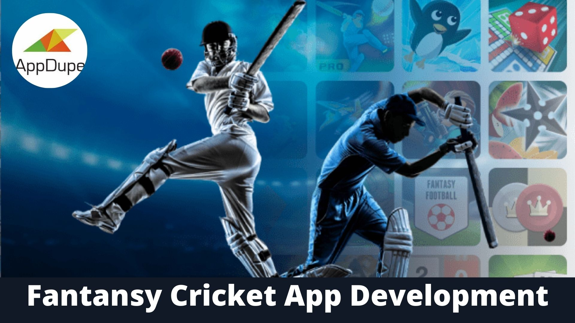 Grab The Limelight By Launching A Fantasy Cricket Application