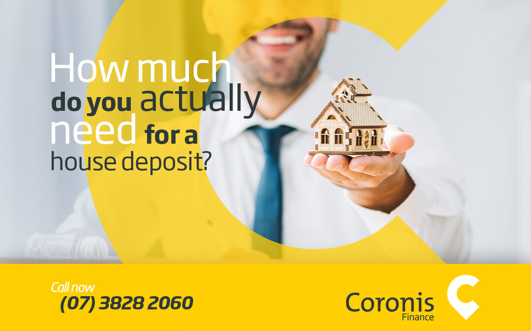 How much do you actually need for a house deposit?