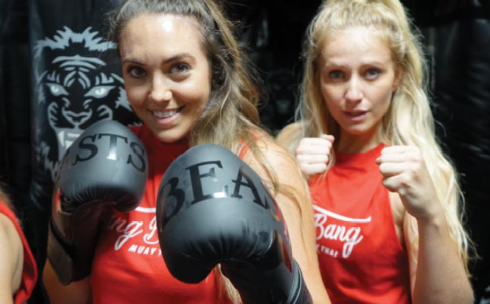 Kickboxing & Muay Thai gym in North Sydney