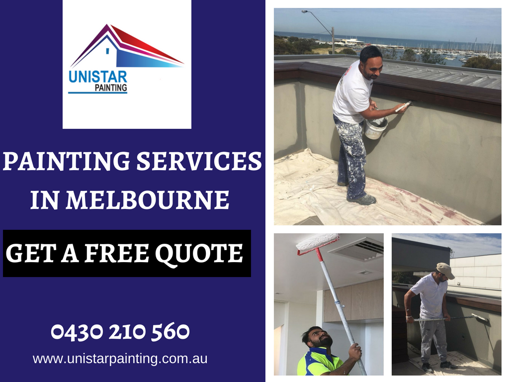 Looking For Commercial Painting Services Glen Waverley | Unistar Painting