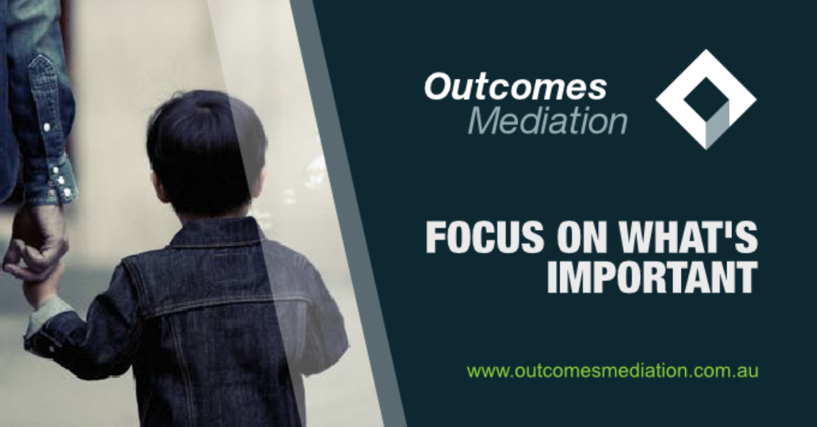 Outcomes Mediation