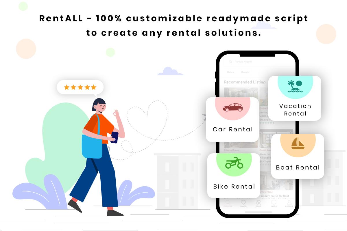 RentALL - Airbnb Clone Script