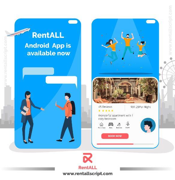 RentALLScript   Airbnb clone