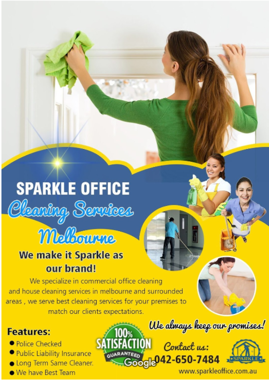 Commercial Office Cleaning in Melbourne
