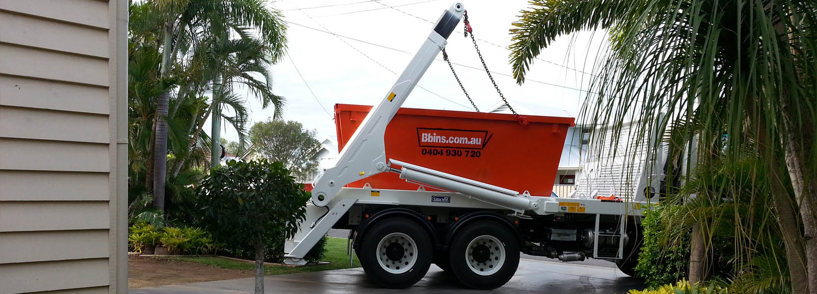 Affordable and Quality Skip Bin for Hire in Brisbane