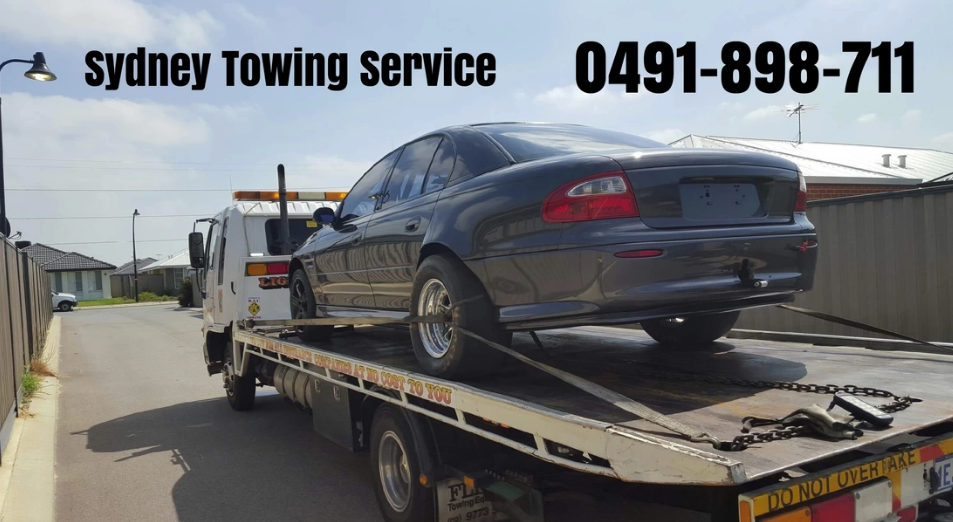 Sydney Towing Service