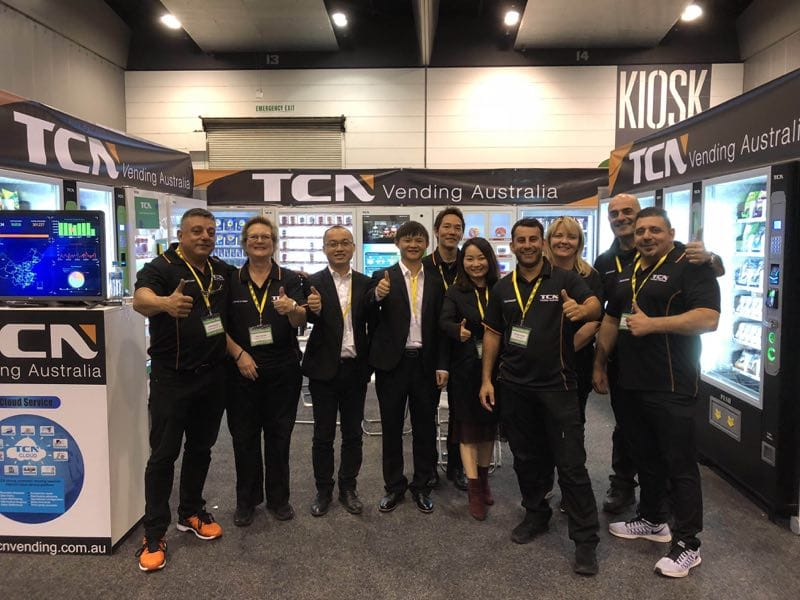 Start Your Vending Machine Business with TCN Vending Australia!