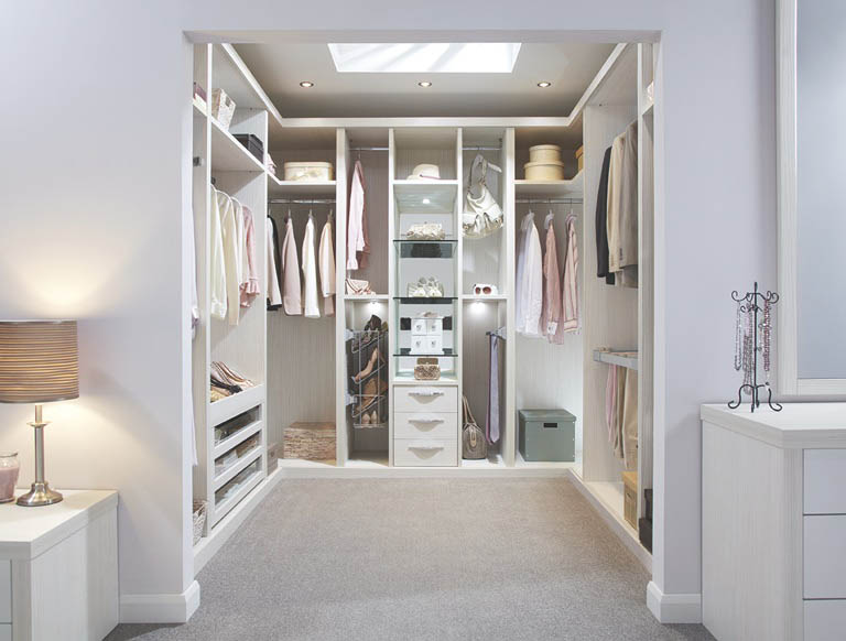 Walk-In Wardrobes For Ultimate Experience!