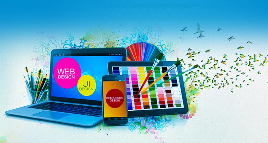 Avail Best Web Design Service in USA